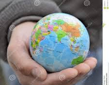 Globe in hand meaning Global vs. indian mba